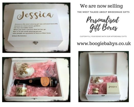 Bridesmaid box