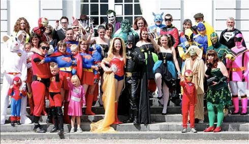 Wedding Theme_ Halloween and Costume Weddings!