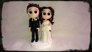 Classic Black Suit & Ivory Dress Toppers