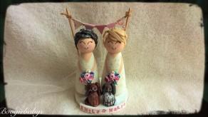 WoodenWeddingEmily&Maria