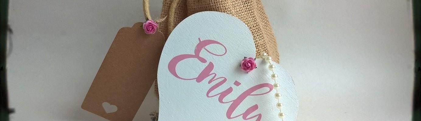 Personalised Bridesmaid Unique unusual Gift Set