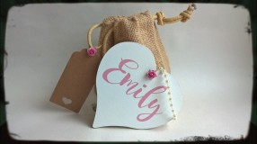 Personalised Bridesmaid Unique unusual Gift Set