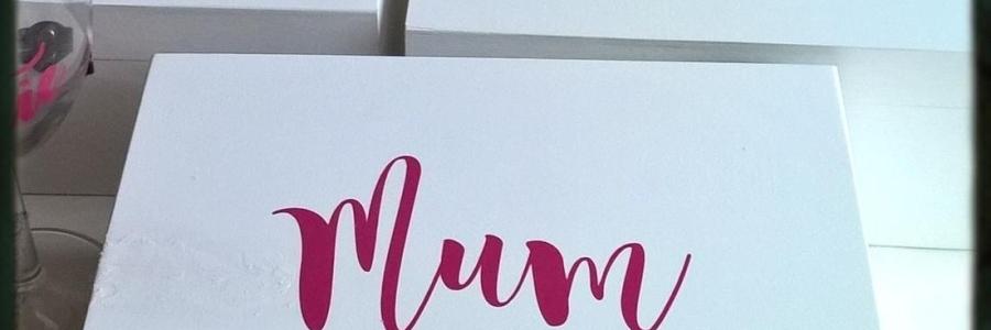 Personalised Sister Auntie Gift Memory Keepsake Box