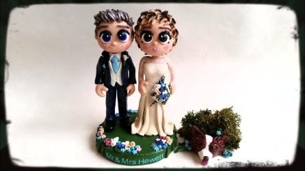 weddingtoppersaqua